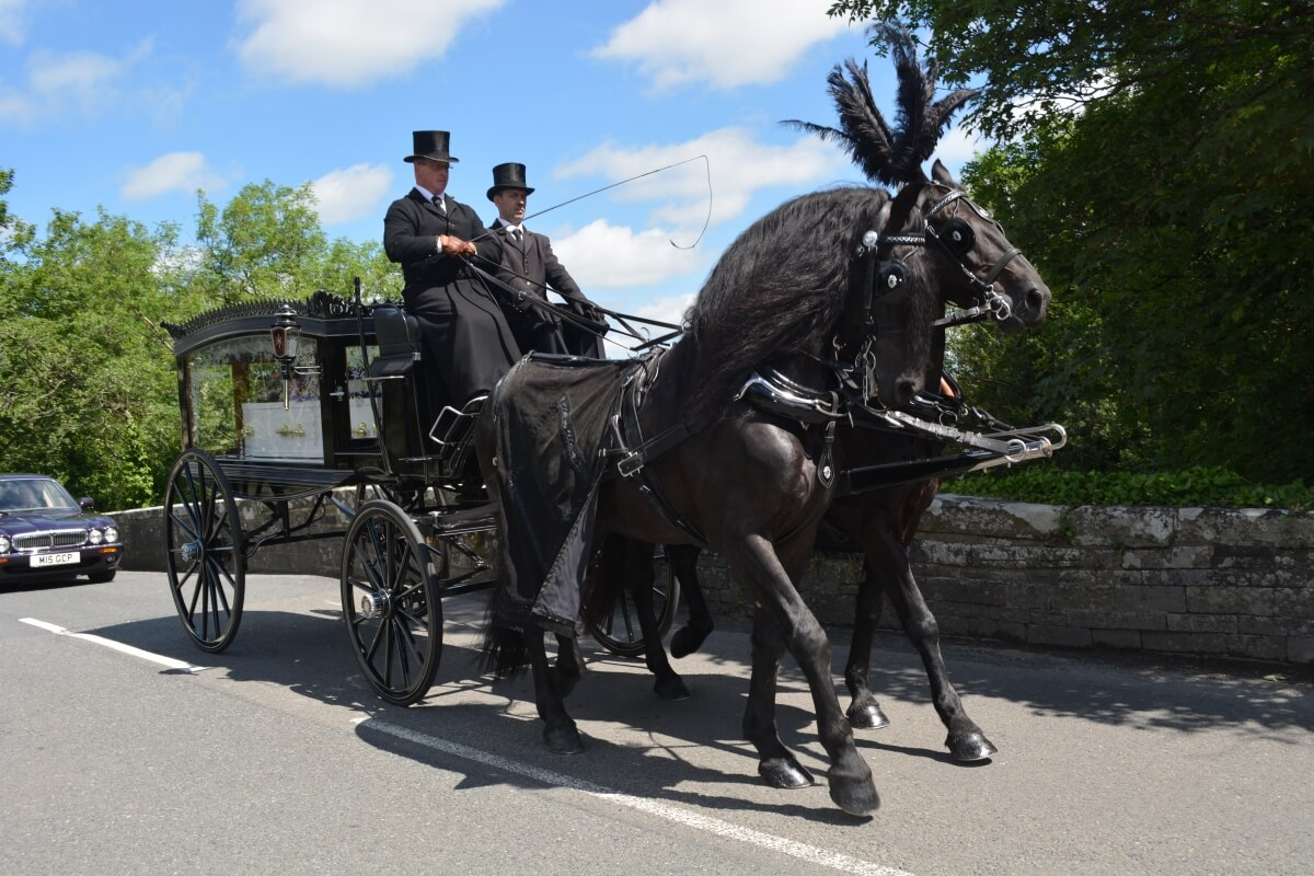 Horse-Drawn Funerals